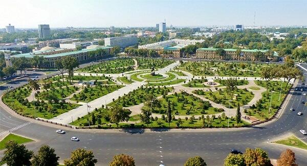 «Стоп Угроза» в Ташкенте