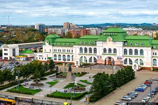 Стоп Угроза начинает работу в Хабаровске!