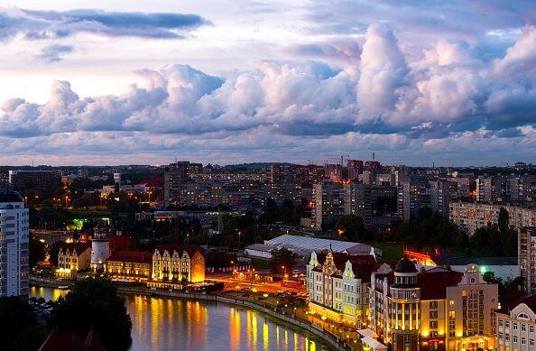 Школа безопасности «Стоп Угроза» в Калининграде!