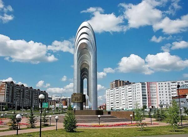 Новый город на карте — Альметьевск