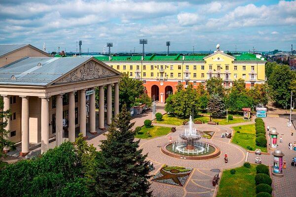 Новый город Сибири – с нами Кемерово!